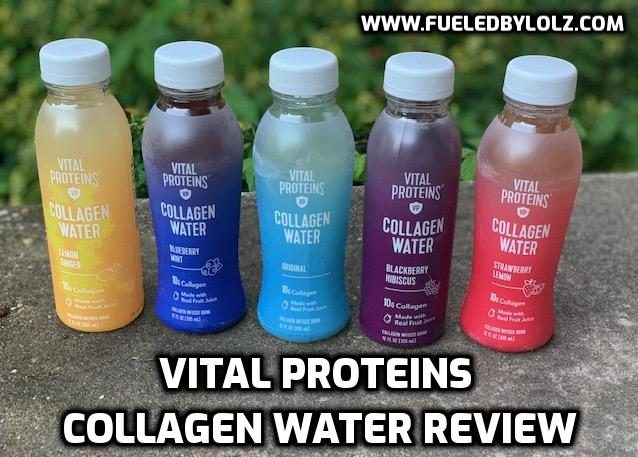 Vital Proteins Collagen water