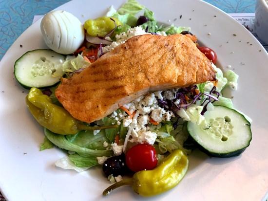 Soda Jerk Diner (Hummelstown, PA) salad