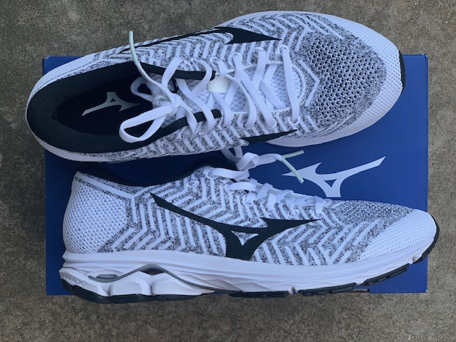 mizuno waveknit r2 shoe review