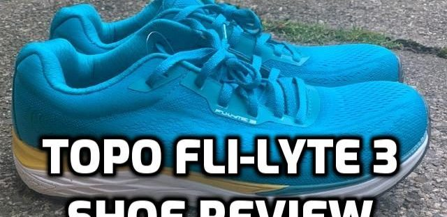 Topo Fli-Lyte 3 Shoe Review