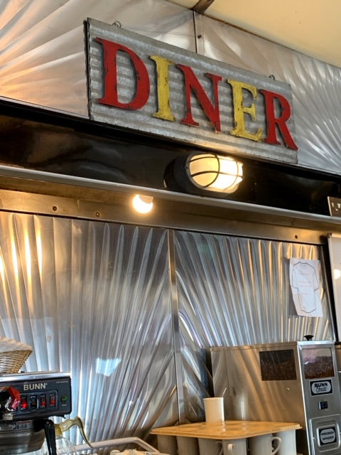 Exmore Diner Virginia