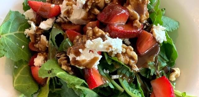 shoreline diner and vegetarian enclave guilford ct super salad