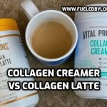 Vital Proteins Collagen Creamer vs Collagen Latte