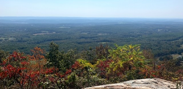 Sunrise Mountain at Stokes State Forest