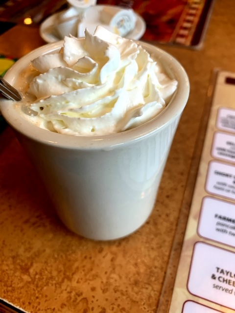 Brookside Diner (whippany) coffee