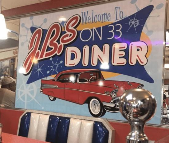 JB's Diner on 33 (Farmingdale)