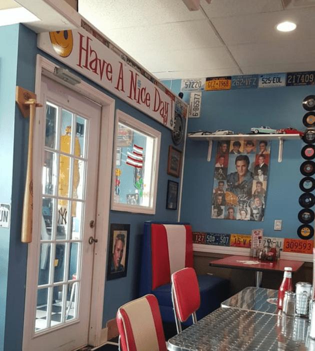 JB's 57 Diner
