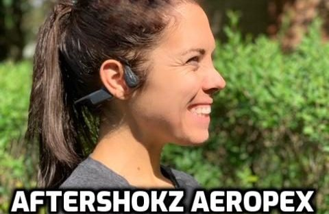 Aftershokz Aeropex Review