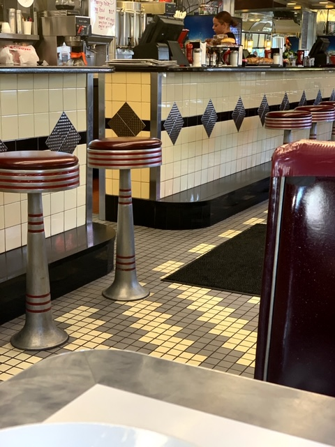 Colonial Diner Lyndhurst