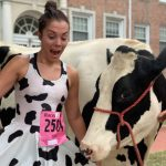 Cow Run 10 Miler 1:15.00