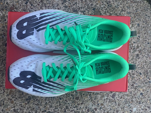 New Balance 1500v5 shoe review