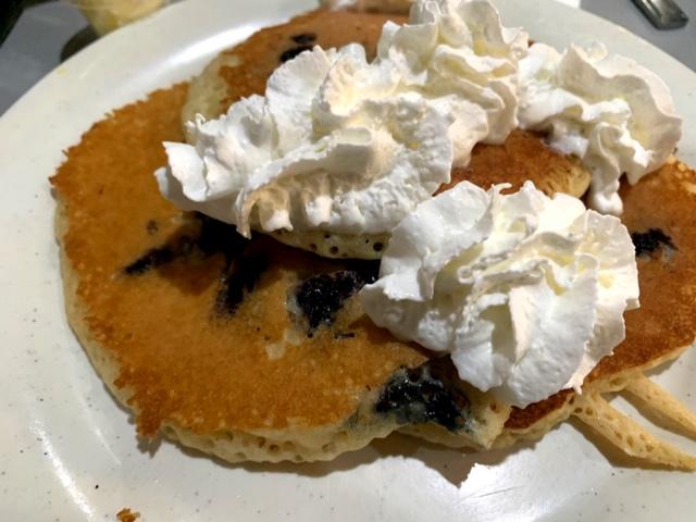Pearl Street Diner (Manhatten) pancakes