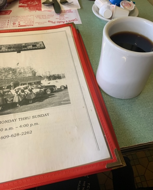 Tuckahoe Family Diner coffee