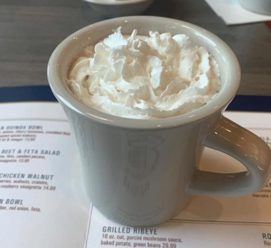 Olgas Diner Marlton Coffee