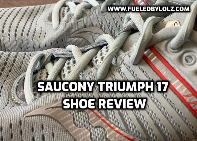 Saucony Triumph 17 Shoe Review