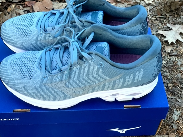 Mizuno Rider Waveknit 3 Shoe Review