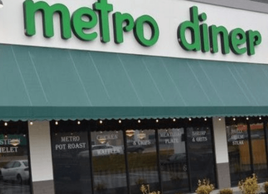 The metro diner east brunswick