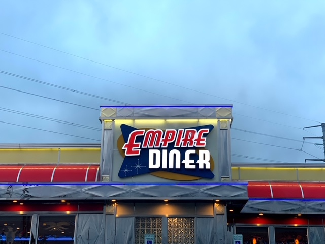 Empire Diner Brooklawn