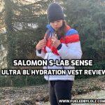 Salomon S-Lab Sense Ultra 8L Hydration Vest Review