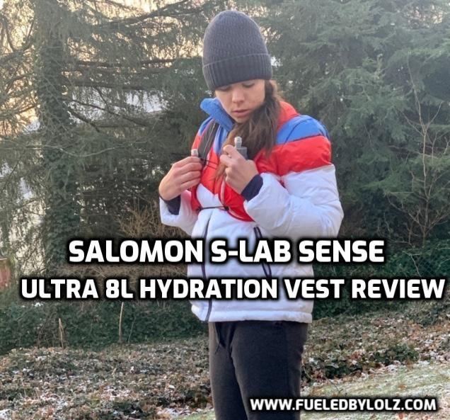 Salomon S-Lab Sense Ultra 8L Vest Review