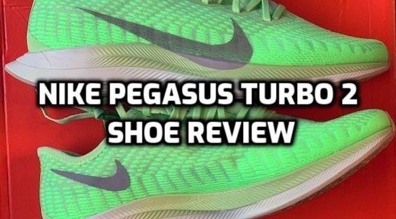 Nike Zoom Pegasus 2 Shoe review