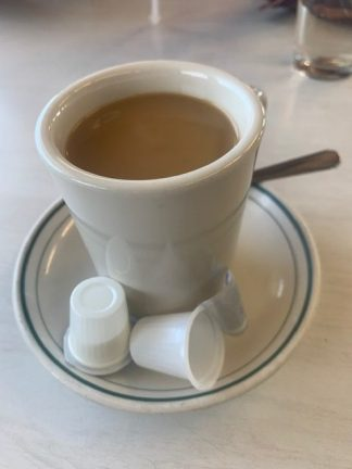 The Truck Stop Diner (Kearny) coffee