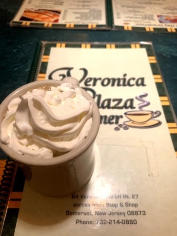 Veronica Plaza Diner (Somerset, NJ) coffee