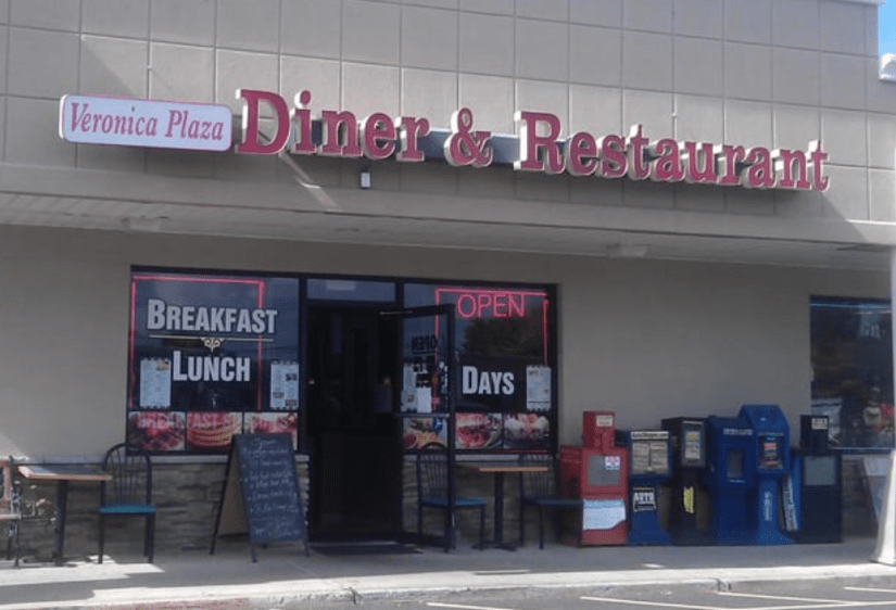 Veronica Plaza Diner (Somerset, NJ)