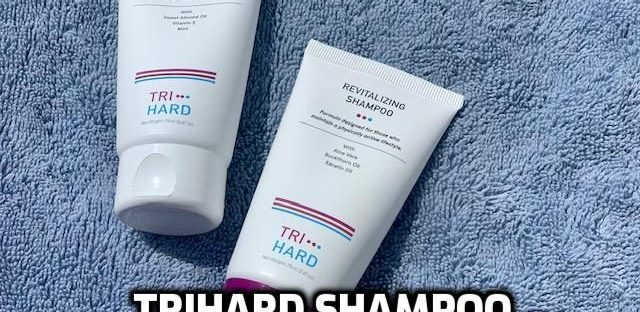 TRIHARD Shampoo and Face Wash Review