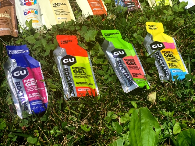 GU Energy Gels: Differences Between Roctane and Regular