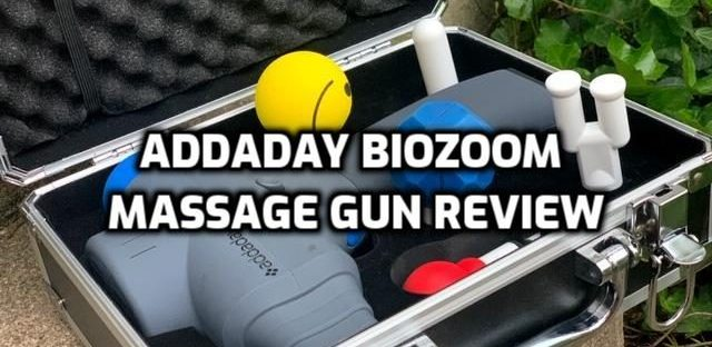 Addaday BioZoom Massage Gun Review