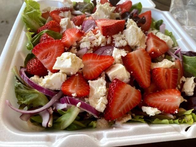 Jumboland Diner (Branchville) special salad