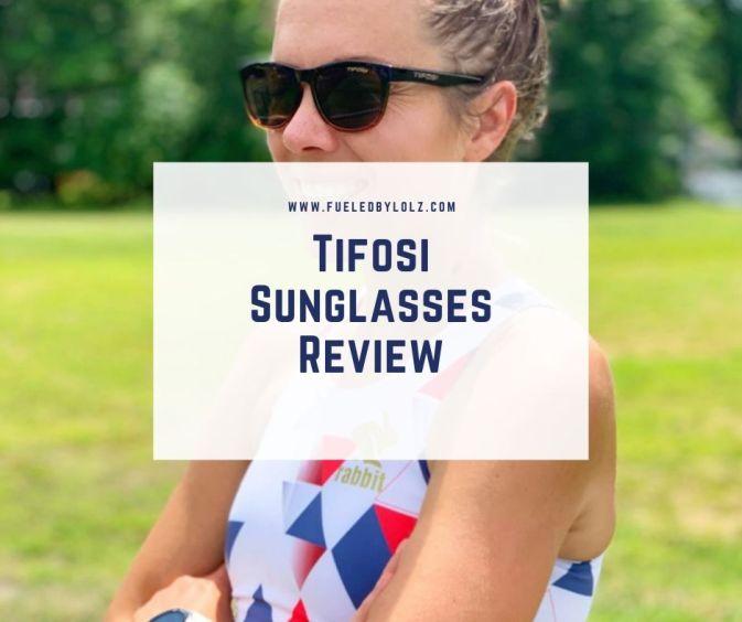 Tifosi sunglasses review