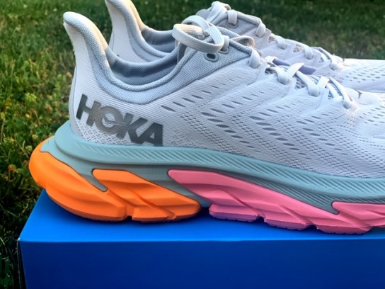 Hoka Clifton Edge Shoe Review