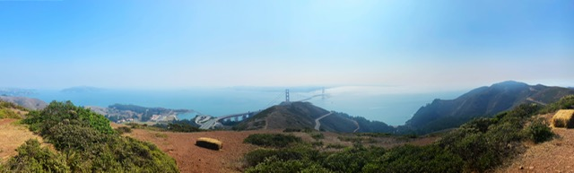 Slacker Hill Trail Marin Headlands