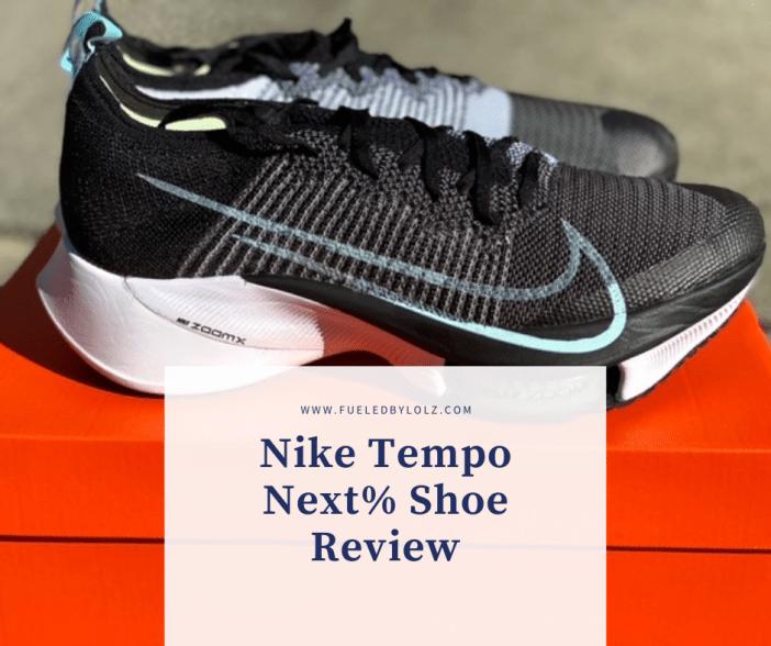 Nike Tempo Next% Shoe Review