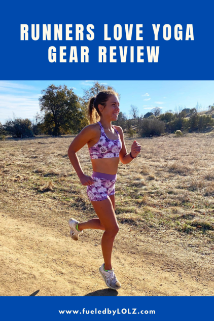 Runners Love Yoga Gear Review