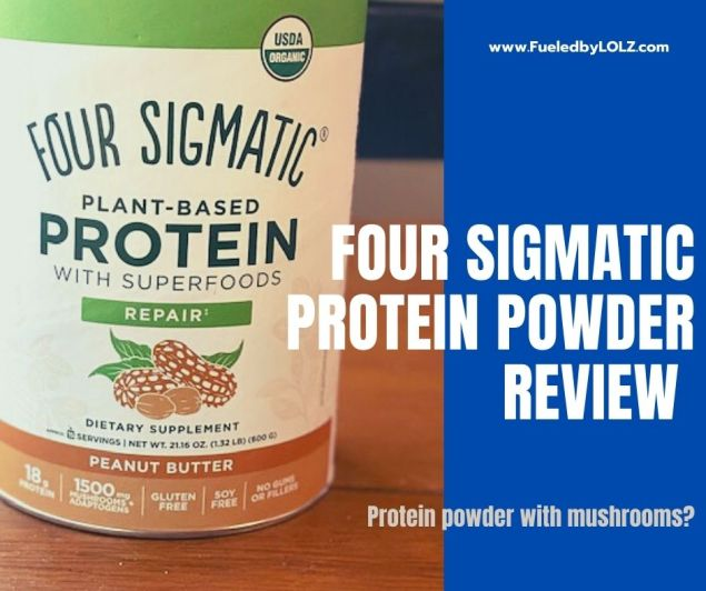 Four Sigmatic Protein Powder Review