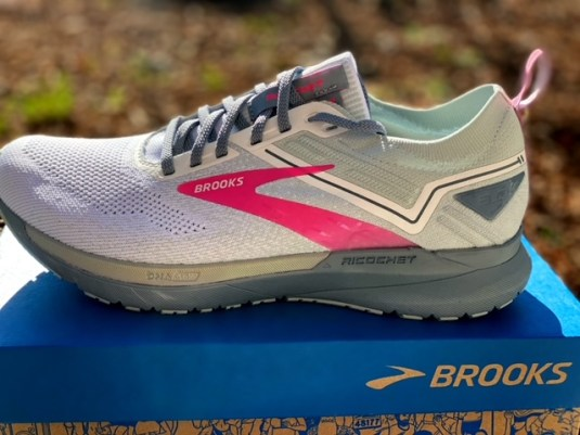 Brooks Ricochet 3 Shoe Review