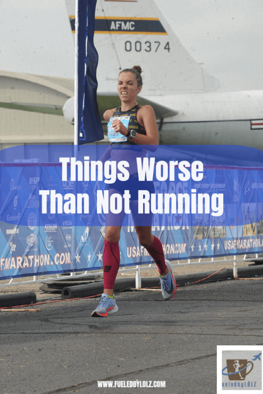 Things Worse Than Not Running