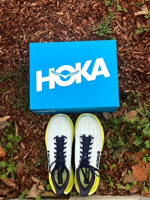 Hoka Mach 4 Shoe Review