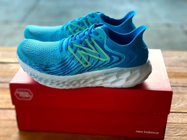 New Balance 1080v11 Shoe Review