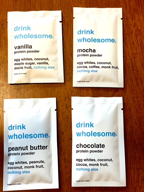 Drink Wholesome Protein Review