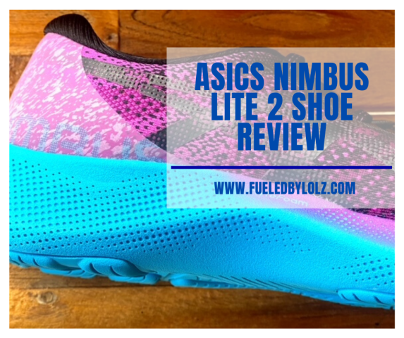 ASICS Nimbus Lite 2 Shoe Review