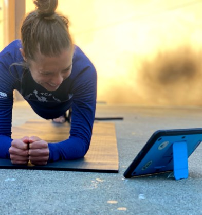 Building Strength with the Future App