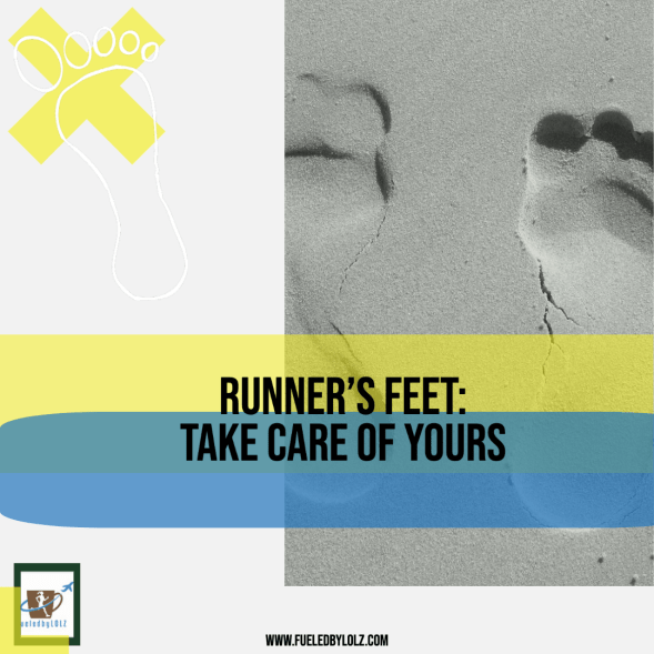 Runner's Feet: Take Care of Yours