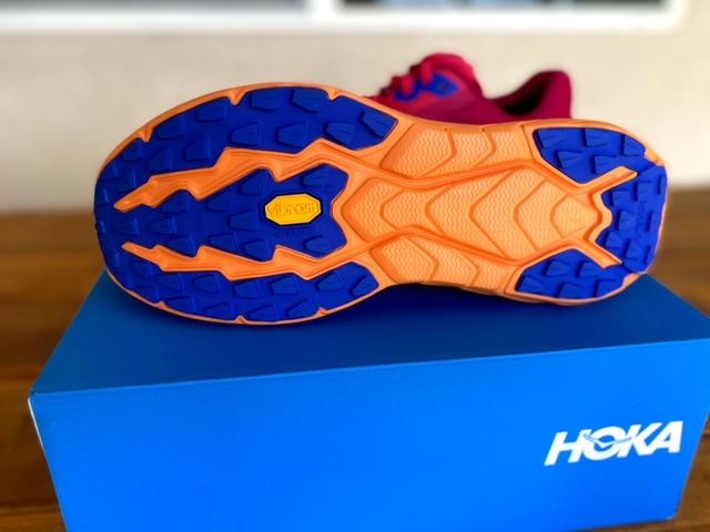 Hoka Zinal Shoe Review