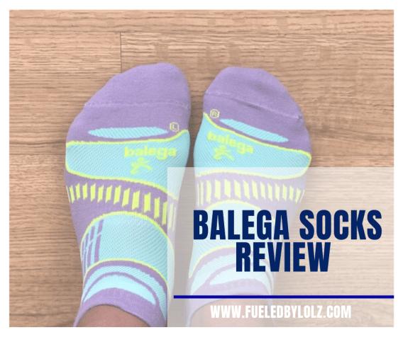 Balega Socks Review