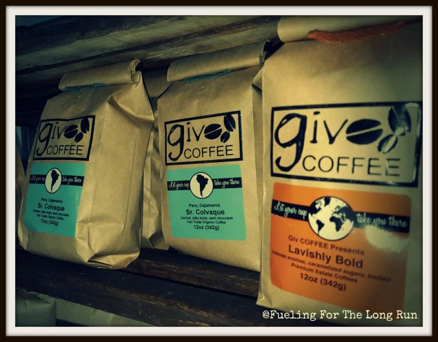 Giv Coffee - Thirsty Thursday