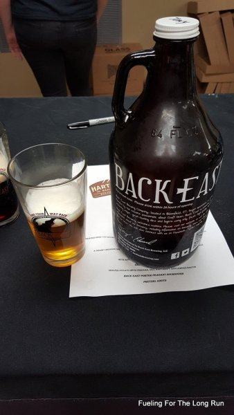 Back East Brewing - Growler